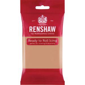 Pasta de sucre carn 250g Renshaw