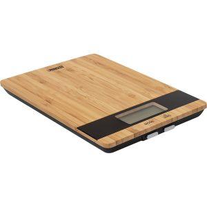 Balança de cuina elèctrica 5kg bambú Princess
